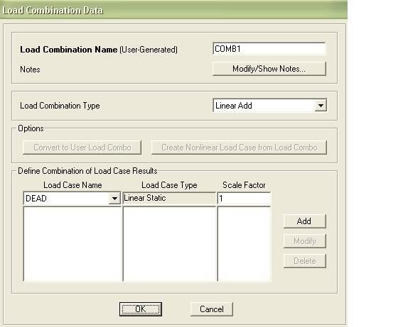 Cơ bản về SAP2000v10 , 11 , 12 cho người mới bắt đầu 23