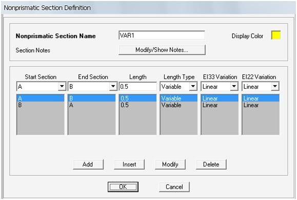 Cơ bản về SAP2000v10 , 11 , 12 cho người mới bắt đầu 3