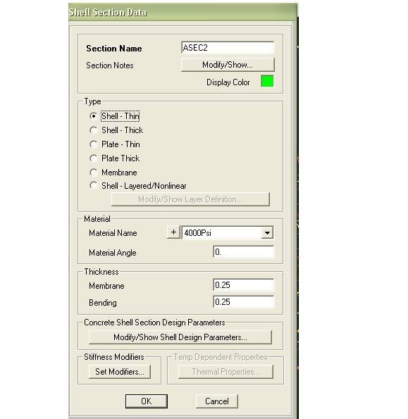 Cơ bản về SAP2000v10 , 11 , 12 cho người mới bắt đầu 5