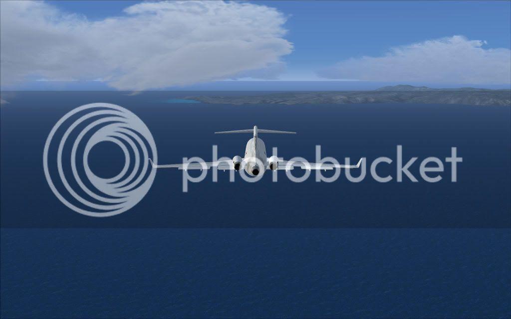 Boeing 727-200F Super 27 - LPMA-GVSV-LPAZ Fsscr175