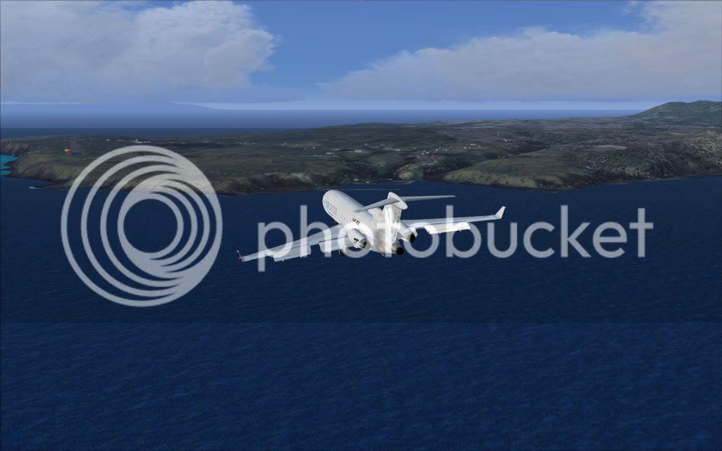 Boeing 727-200F Super 27 - LPMA-GVSV-LPAZ Fsscr178