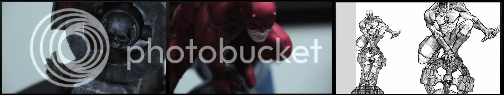 Novidades para os colecionáveis da Marvel da Sideshow: 2010 Comic-Con Panel Ddpanel