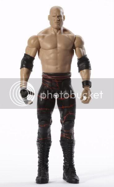 WWE Basic Figures Series 2 Kane1
