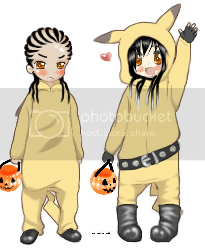 Dibujos muy bonitos.{Que encontré} - Página 2 Billeh_and_Tomeh_on_Halloween_by_an