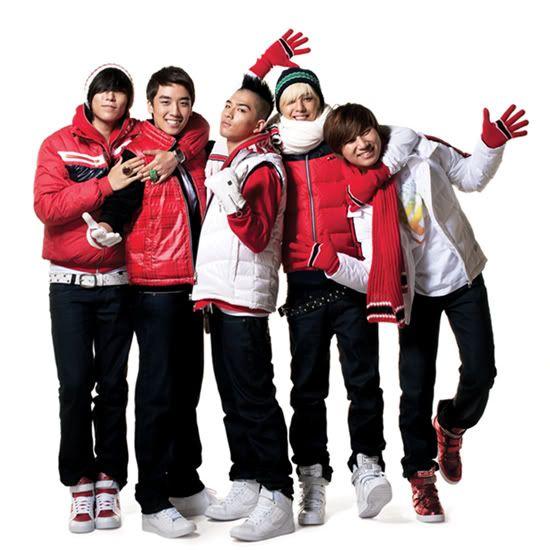 [27.10.09][Pics] BIGBANG @ FILA (update) Bb18962