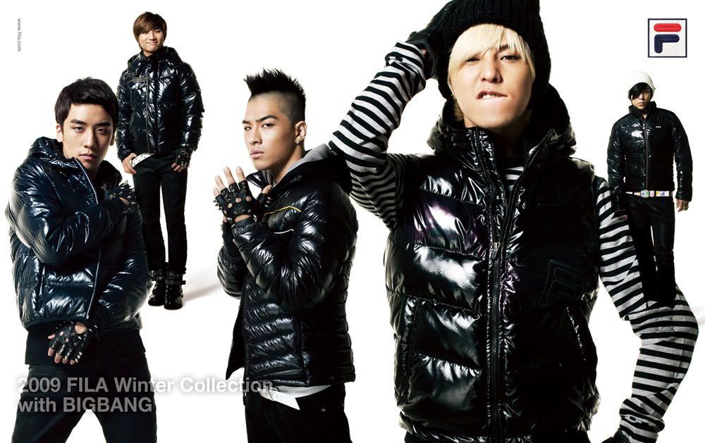 [27.10.09][Pics] BIGBANG @ FILA (update) Bb18963