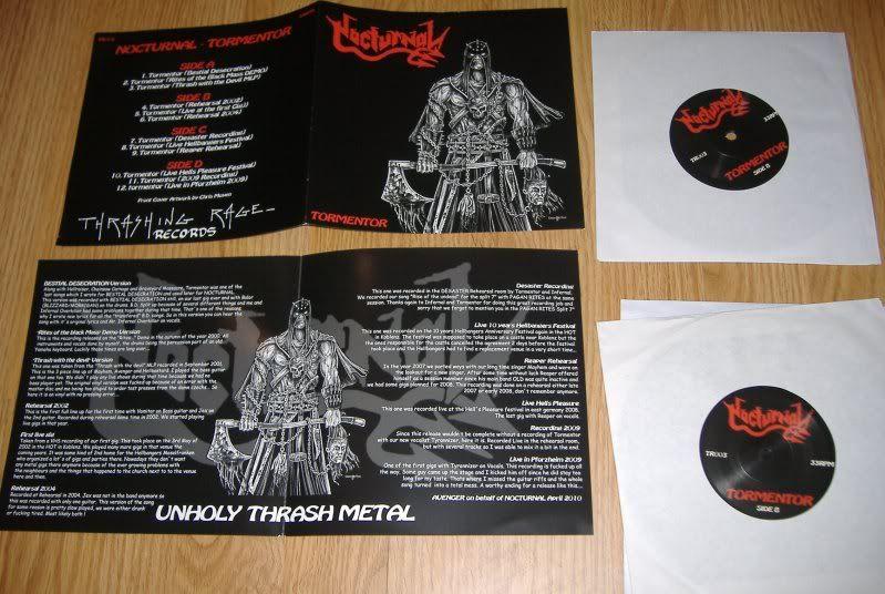HEREGE WARFARE PROD. - Heavy Metal tape label & distro - DESASTER + + NOCTURNAL + INFERIVM+ GEHENNAH - Página 2 DSCF3268