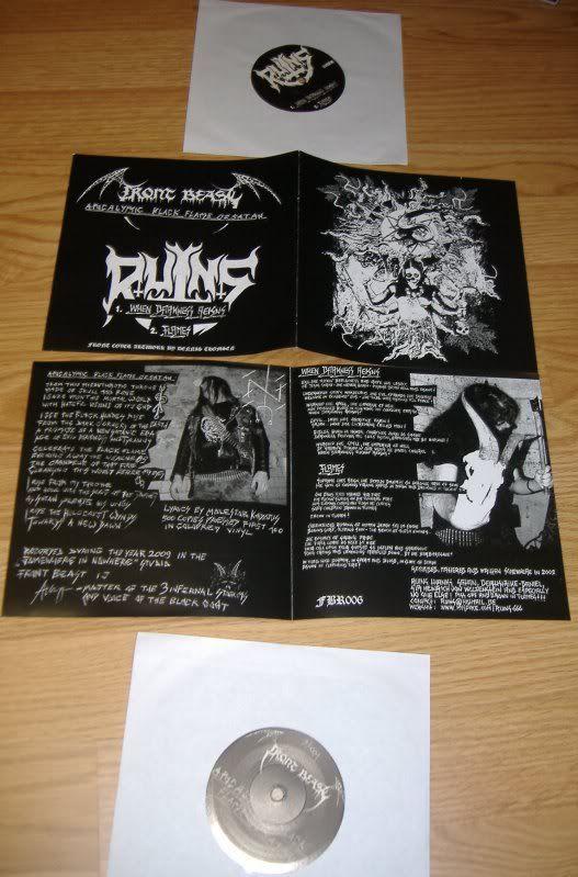 HEREGE WARFARE PROD. - Heavy Metal tape label & distro - DESASTER + + NOCTURNAL + INFERIVM+ GEHENNAH - Página 2 DSCF3269