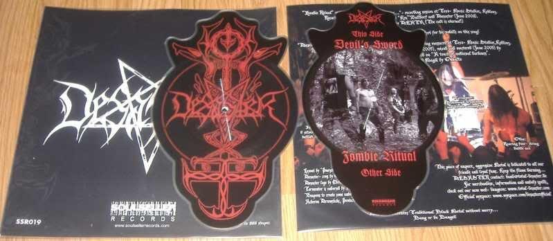 HEREGE WARFARE PROD. - Heavy Metal tape label & distro - DESASTER + + NOCTURNAL + INFERIVM+ GEHENNAH - Página 2 Desaster