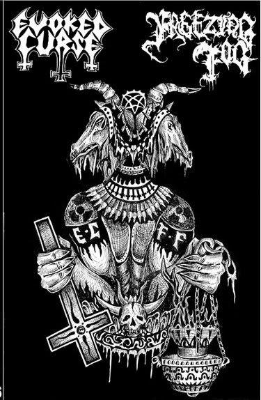 HEREGE WARFARE PROD. - Heavy Metal tape label & distro - DESASTER + + NOCTURNAL + INFERIVM+ GEHENNAH - Página 2 FreezingFogfrente