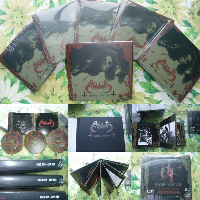 HEREGE WARFARE PROD. - Heavy Metal tape label & distro - DESASTER + + NOCTURNAL + INFERIVM+ GEHENNAH - Página 3 Sabbat