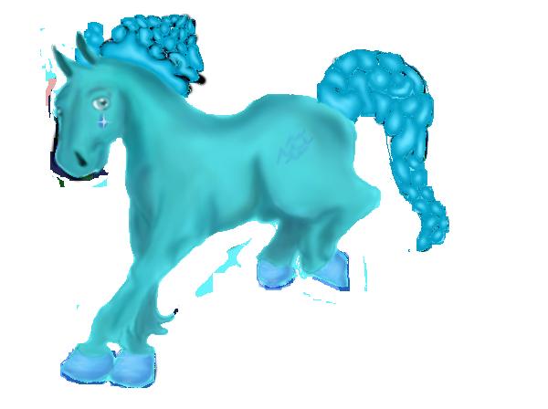 Principiantes ponis Adodelaguaa1