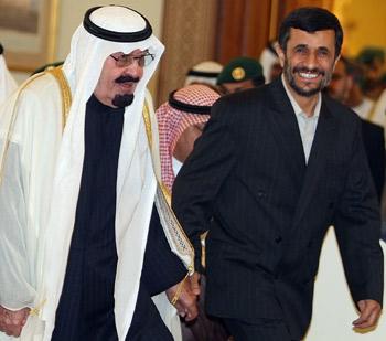 TURQUIE : Economie, politique, diplomatie... King-abdullah-ahmadinejad