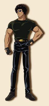 Ken Matsushiro - Character Approved Matsushiro
