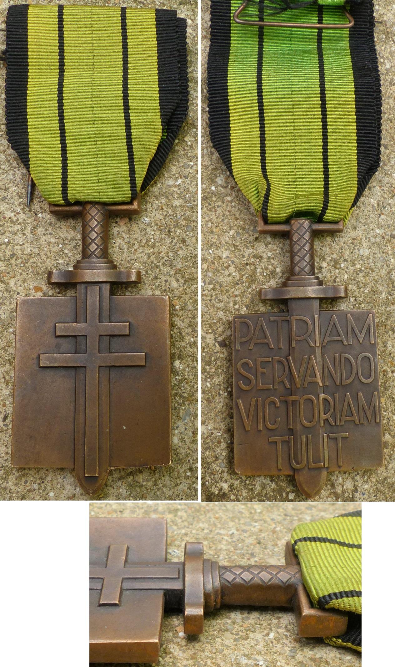 Croix de compagnon de la libération Comp