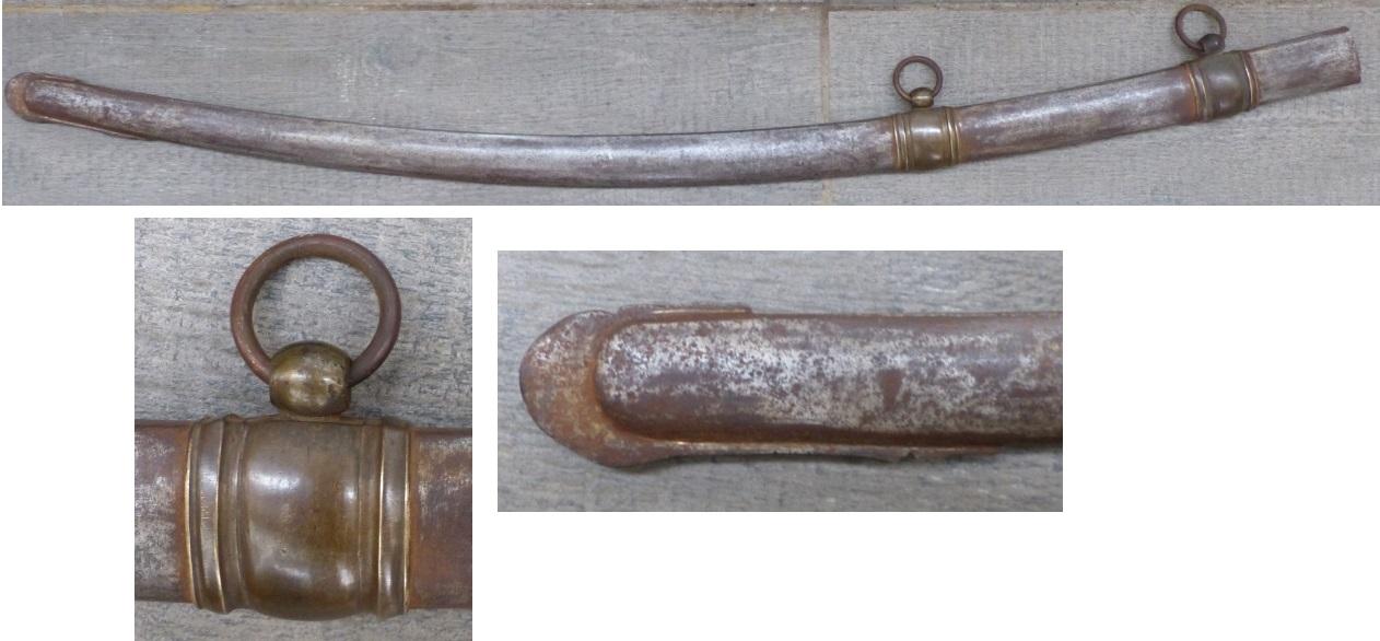 Fourreau sabre à 2 anneaux à identifier Four2