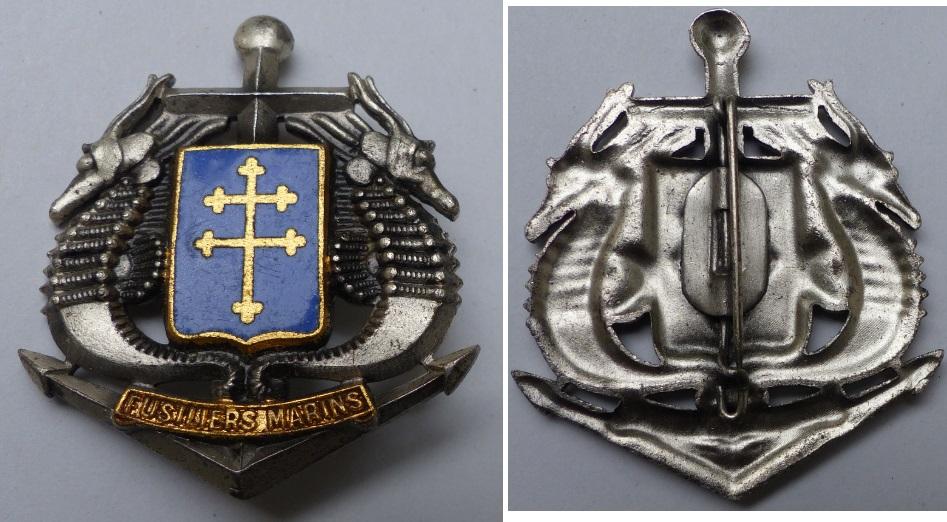1e régiment Fusilliers-Marins Fusilliersb