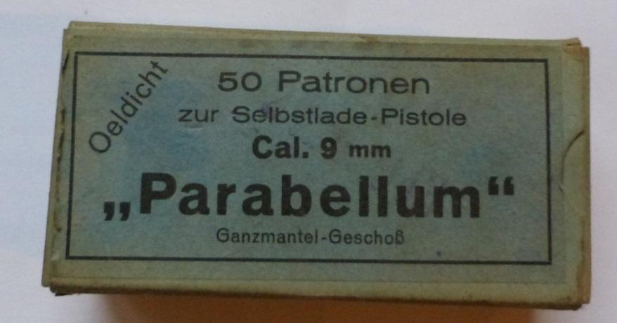 Boite 50 cartouches P08 / P38 ? Patro1