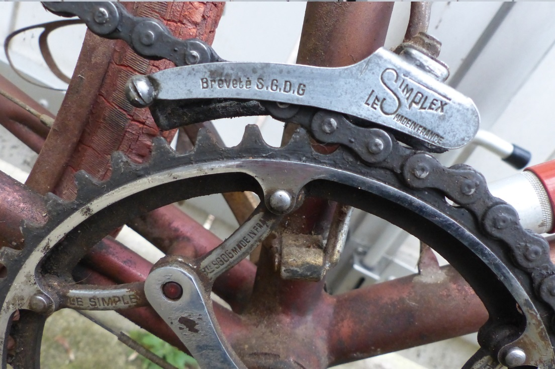 Identification vélo fin 40s Vel2