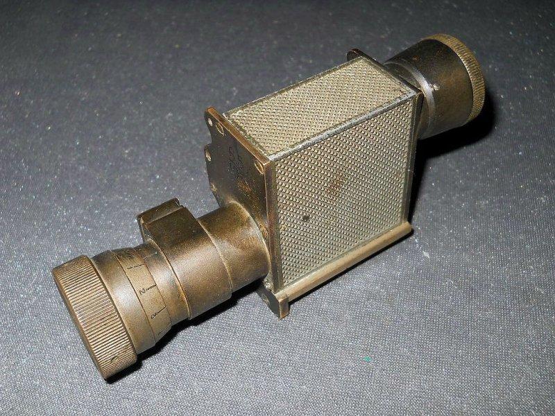 Viseur italien WW2 pour canon ou lunette de tir (rajout photos) Vvv