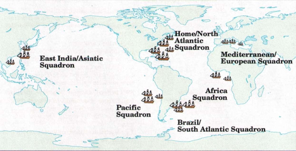 الاسطول السادس الامريكي - فريق الســـــــــهم العربي - U.S.NavyForwardDeployment1801-2001-5