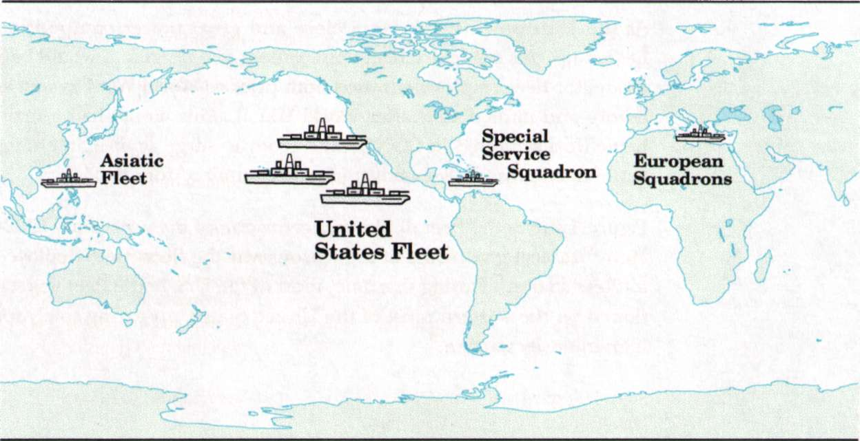 الاسطول السادس الامريكي - فريق الســـــــــهم العربي - U.S.NavyForwardDeployment1801-2001-6