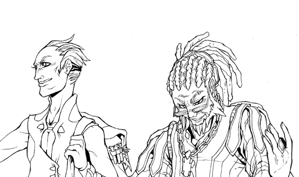[Souscriptions Ulule] Vivere, Jdr Space Fantasy - Page 2 Profiles