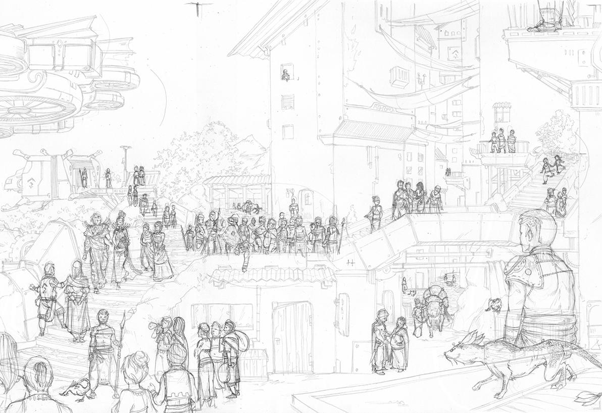[Souscriptions Ulule] Vivere, Jdr Space Fantasy - Page 2 Step3-3