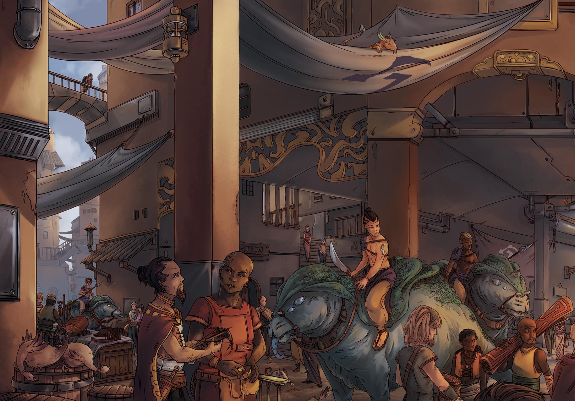 [Souscriptions Ulule] Vivere, Jdr Space Fantasy - Page 2 Step6-1