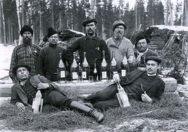 Год 1917.Пьяная Вятка или 420 метров спирта. 25598_600