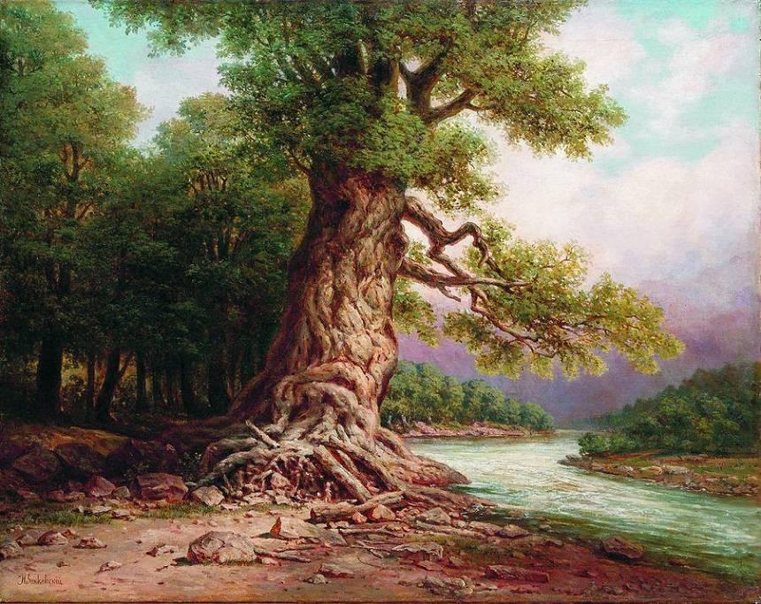 Как духа лесного заклясть (Мансур) 887561_original