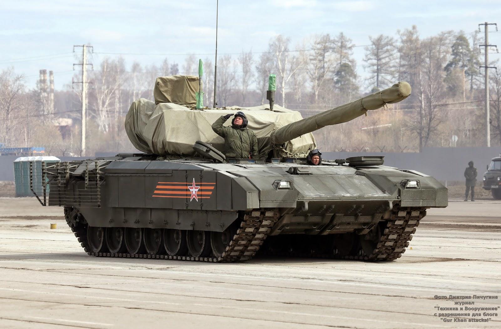 Armata: ¿el robotanque ruso? 2034403_original