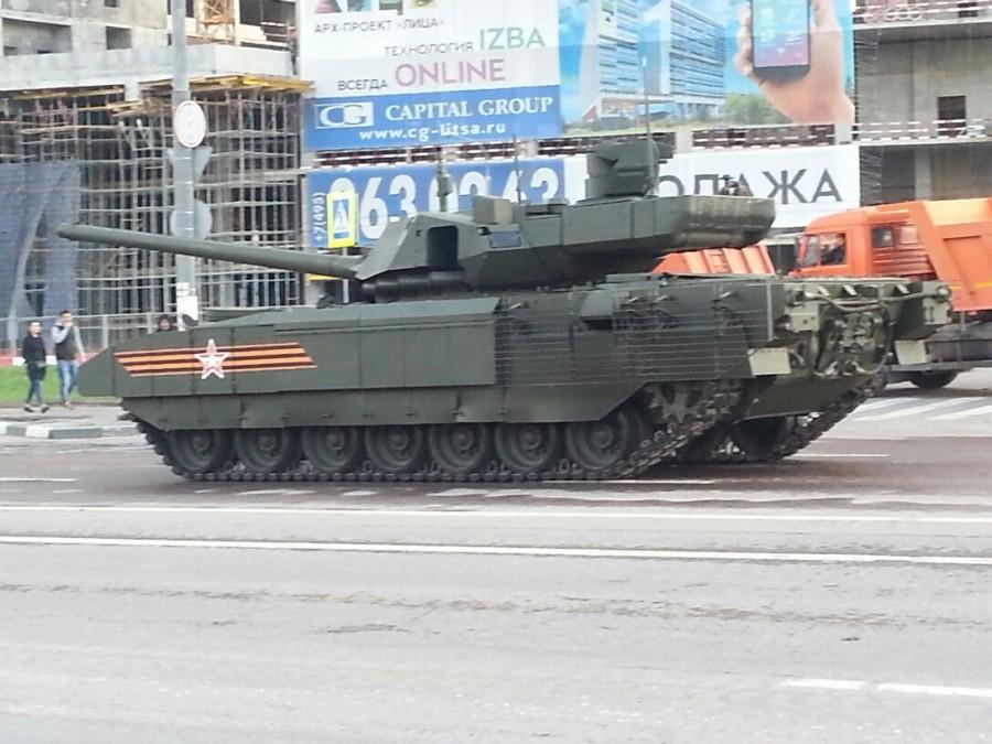Armata: ¿el robotanque ruso? - Página 2 2076291_original