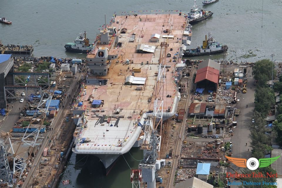 INS Vikrant-Future Indian aircraft carriers 2196335_original