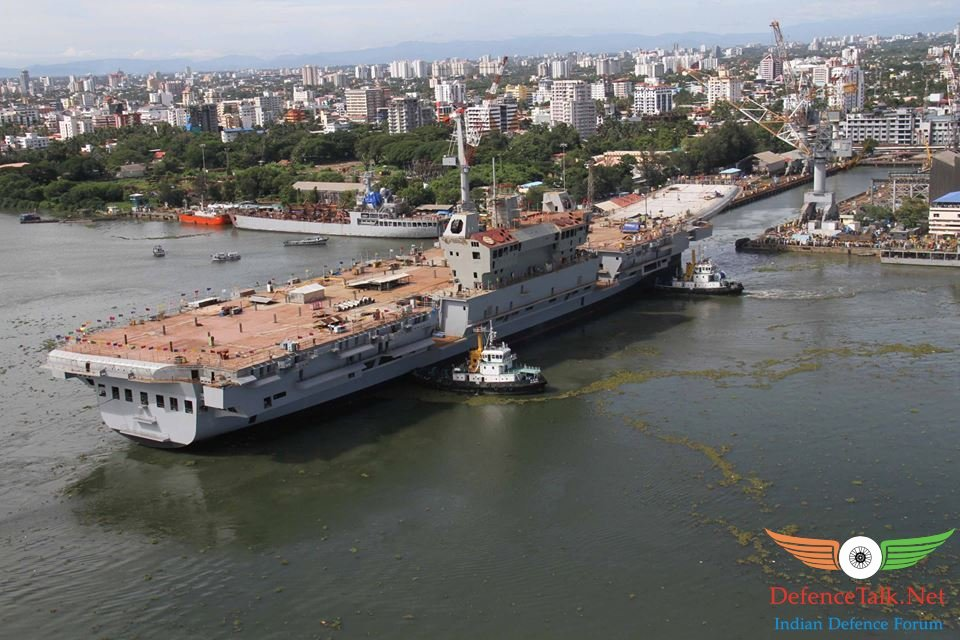INS Vikrant-Future Indian aircraft carriers 2196742_original