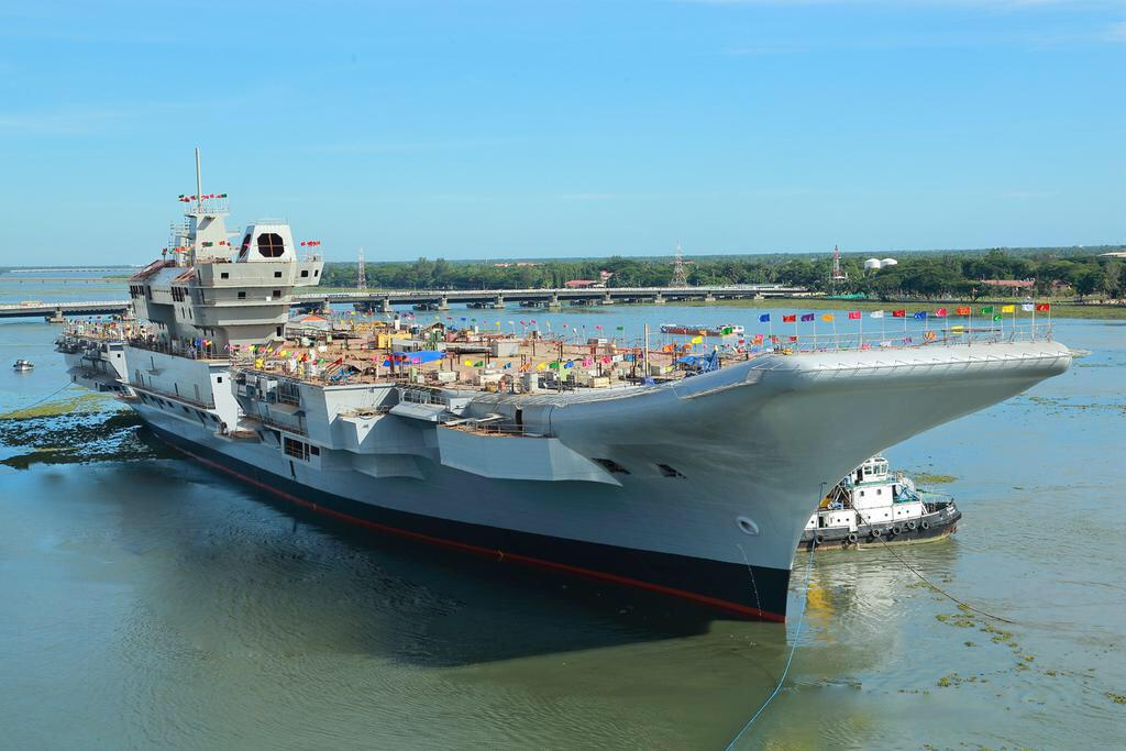 INS Vikrant-Future Indian aircraft carriers 2197208_original