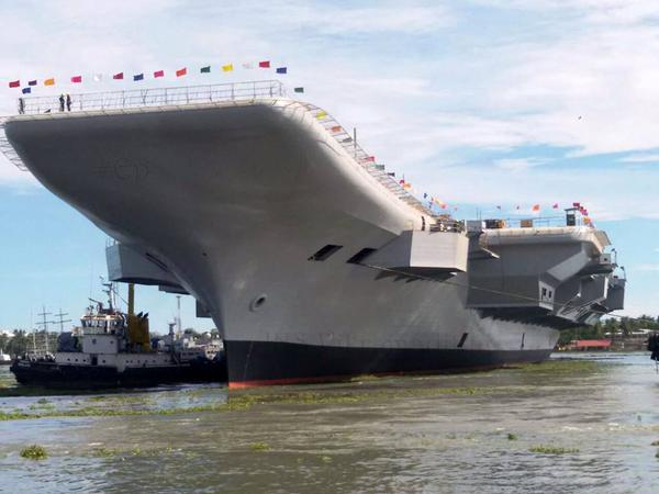 INS Vikrant-Future Indian aircraft carriers 2199031_original