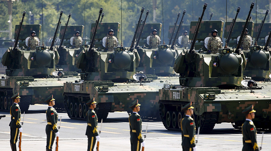 China People's Liberation Army (PLA): Photos and Videos - Page 3 2380869_original
