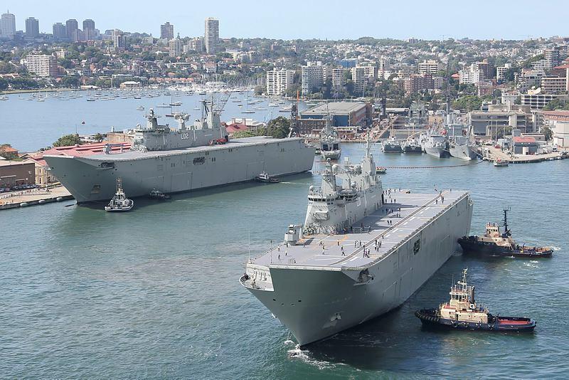 Royal Australian Navy (RAN): News 2615616_original