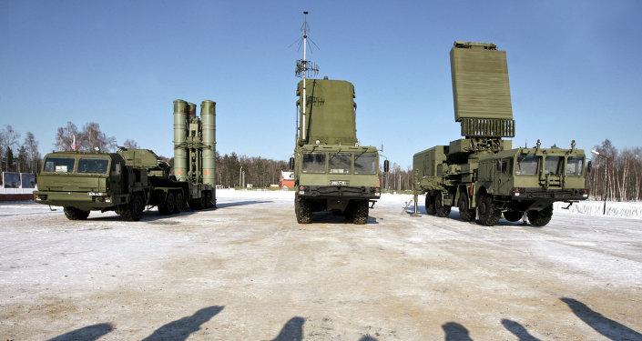 Sistema antiaéreo ruso Almaz-Antey S-400 Triumf 2675198_original