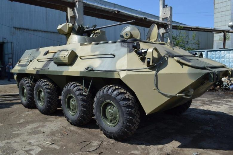BTR-80/82A and variants: News - Page 6 2945304_original