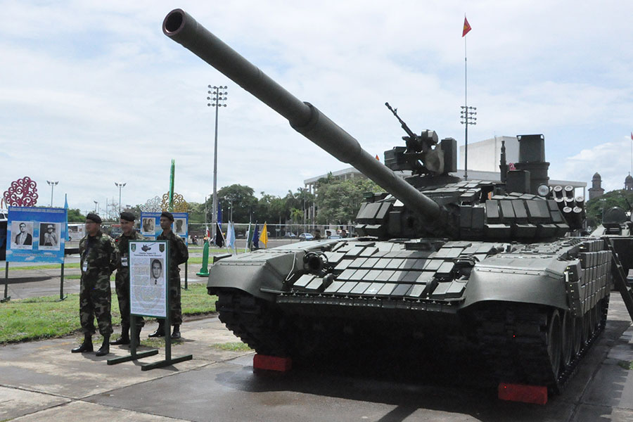 Nicaraguan Armed Forces 3434947_original