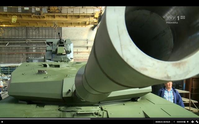 PT-16, la última evolucion del T-72 de la mano de Polonia 3473807_original