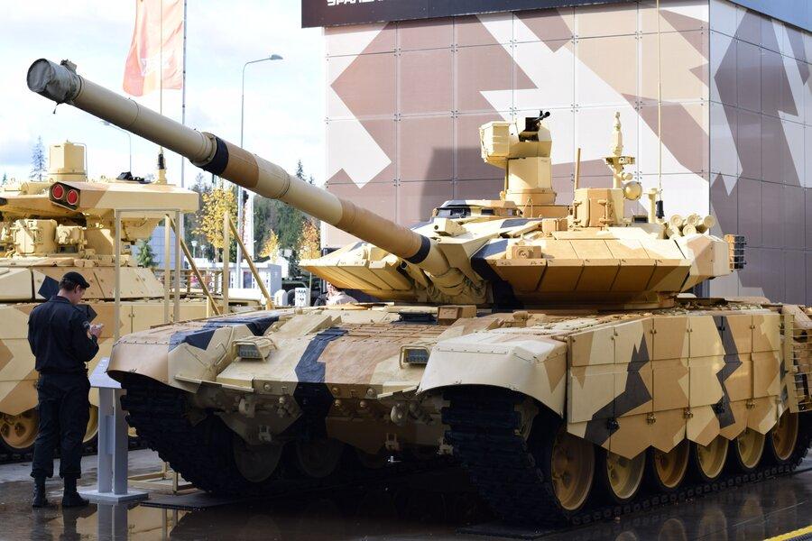El tanque ruso T-90 - Página 2 3500954_original