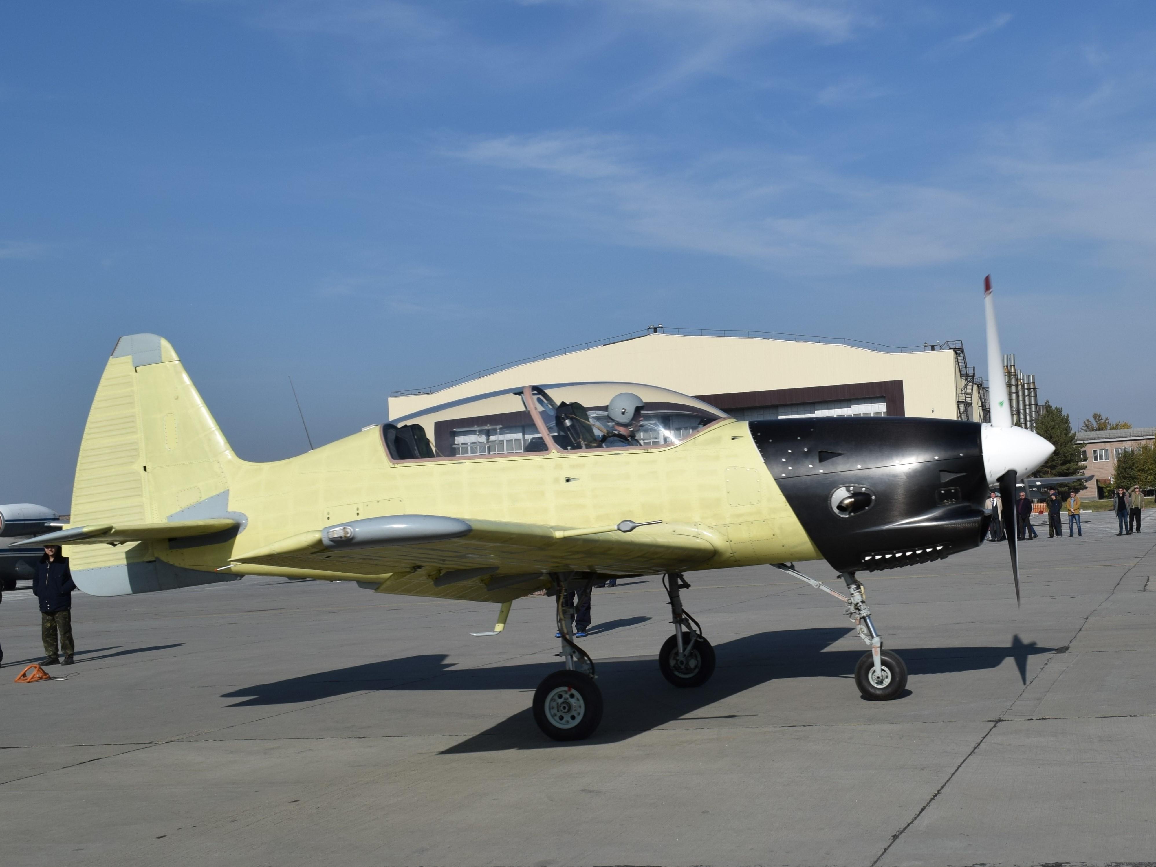 Yak-152 Trainer Aircraft  - Page 2 3664269_original
