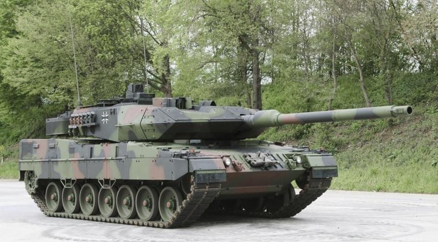 Tanque Leopard 2A7V 3674258_original