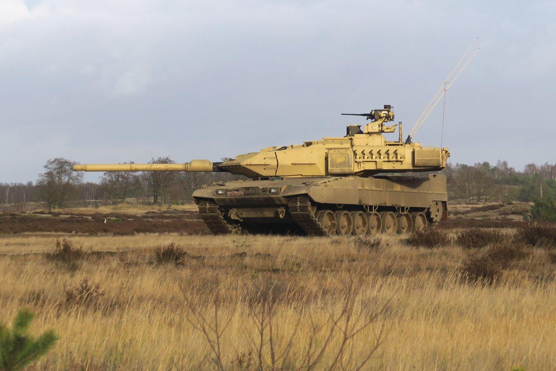 Tanque Leopard 2A7V 3674459_original