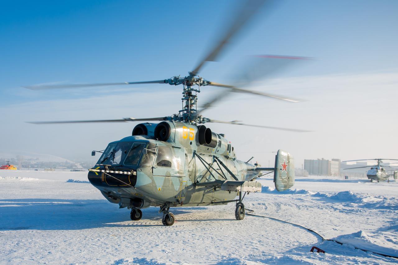 Ka-27/29/31 Naval Helicopters - Page 2 3813048_original
