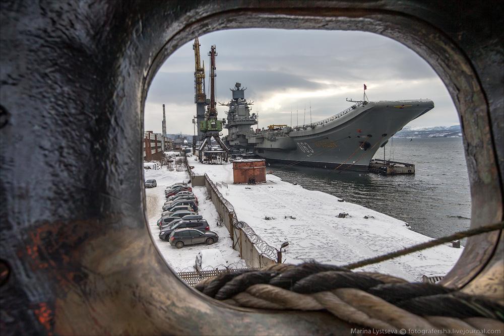 Aircraft Carrier Admiral Kuznetsov: News #1 - Page 34 4004817_original