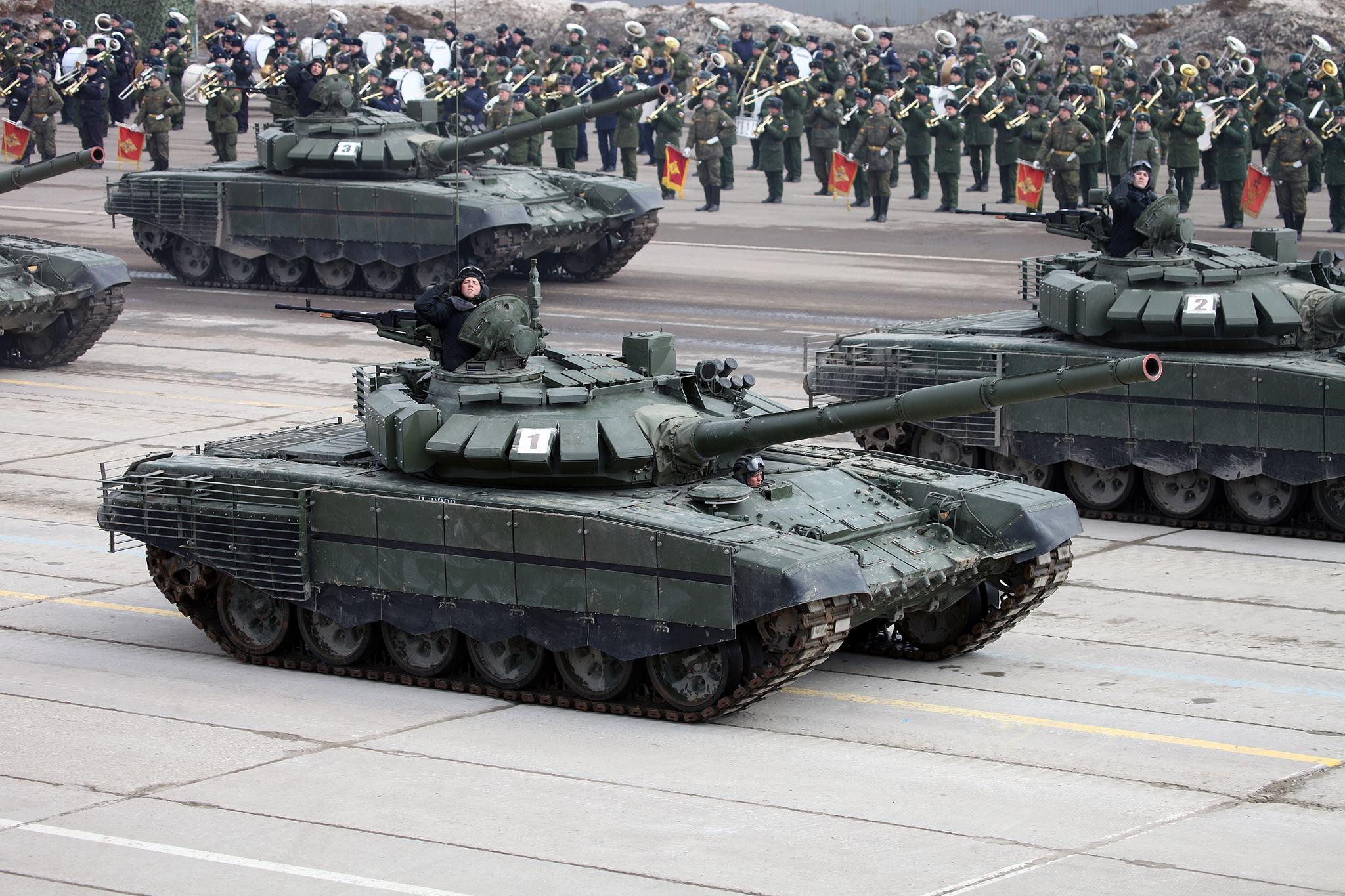 T-72 ΜΒΤ modernisation and variants - Page 15 4070368_original